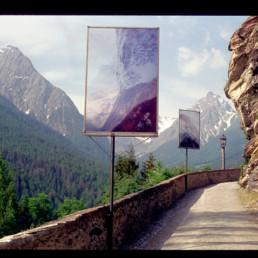 Julieta Schildknecht, Aufdemwegzumschloss, 2002. Photograph © Julieta Schildknecht