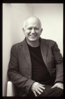 Julieta Schildknecht, portrait of David Jones. Photograph © Julieta Schildknecht
